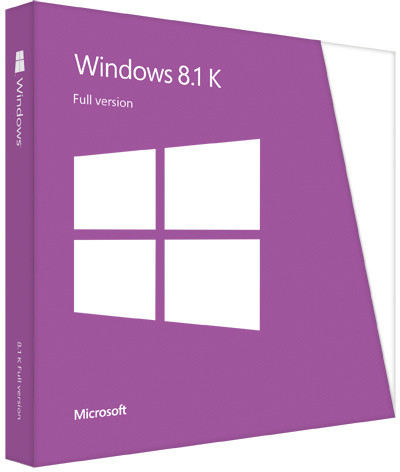Microsoft Windows 8.1 ENG 32bit OEM