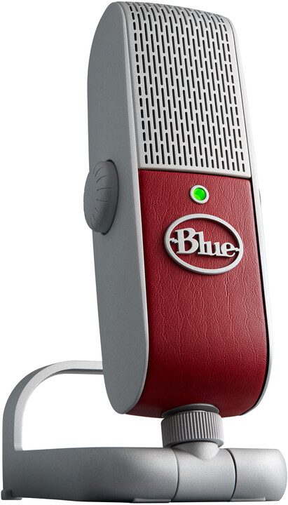 Blue Microphones Raspberry, stříbrná