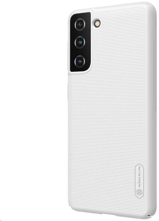 Nillkin Super Frosted zadní kryt pro Samsung Galaxy S21, bílá
