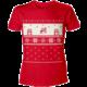 Tričko Mario - Vánoce (L)