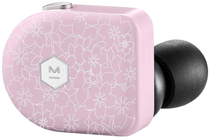 Master & Dynamic True Wireless Earphones MW07, Cherry Blossom
