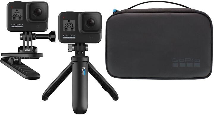 GoPro sada příslušenství Travel Kit 2.0