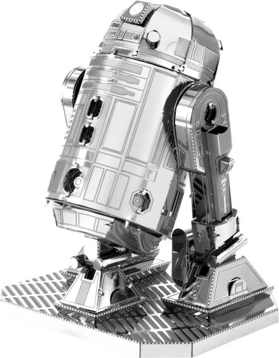 Metal Earth Star Wars - kovový model R2-D2