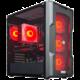 HAL3000 Alfa Gamer Pro 6800, černá