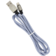 DEVIA Vogue lightning kabel, pletený