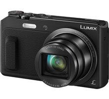 Panasonic Lumix DMC-TZ57, černá DMC-TZ57EP-K