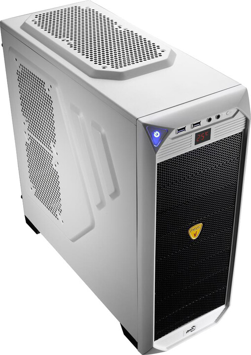 AeroCool PGS VS-92 White Edition, USB 3.0