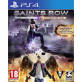 Saints Row IV: Re-Elected + Gat Out of Hell First Edition (PS4)