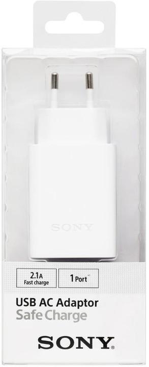 SONY AC / USB Adaptér 1 port bez kabelu