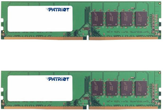 Patriot Signature Line 16GB (2x8GB) DDR4 2666 CL19