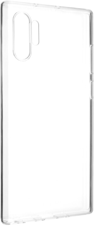 FIXED TPU gelové pouzdro pro Samsung Galaxy Note 10 Plus, čiré