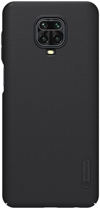 Nillkin zadní kryt Super Frosted pro Xiaomi Redmi Note 9 PRO/MAX/Note 9S, černá