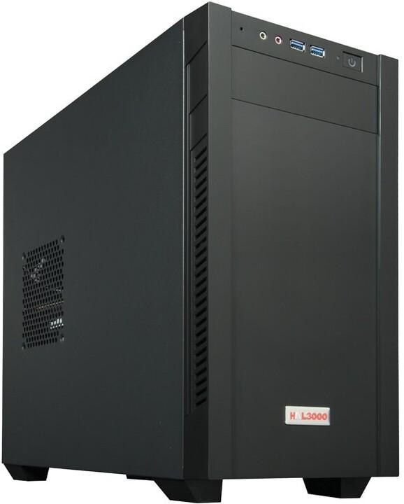 HAL3000 Online Gamer Pro XT, černá