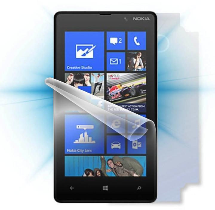 Screenshield fólie na celé tělo pro Nokia Lumia 820