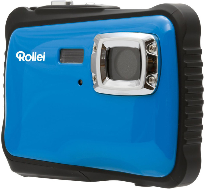 Rollei Sportsline 64, voděodolný, modrá/černá
