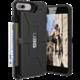 UAG trooper case Black, black - iPhone 8+/7+/6s+