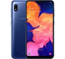 Samsung Galaxy A10, 2GB/32GB, modrá  + DIGI TV s více než 100 programy na 1 měsíc zdarma