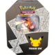 Karetní hra Pokémon TCG: Celebrations Lance's Charizard V Tin
