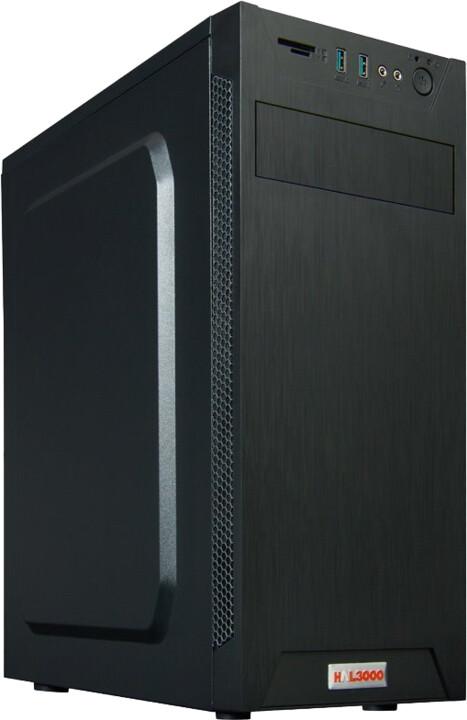 HAL3000 EliteWork 3400G, černá