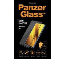 PanzerGlass ochranné sklo Edge-to-Edge pro Xiaomi Poco X3 NFC, černá - 8034