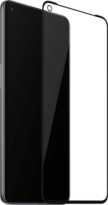 OnePlus ochranné tvrzené sklo pro OnePlus 9, 3D, černá