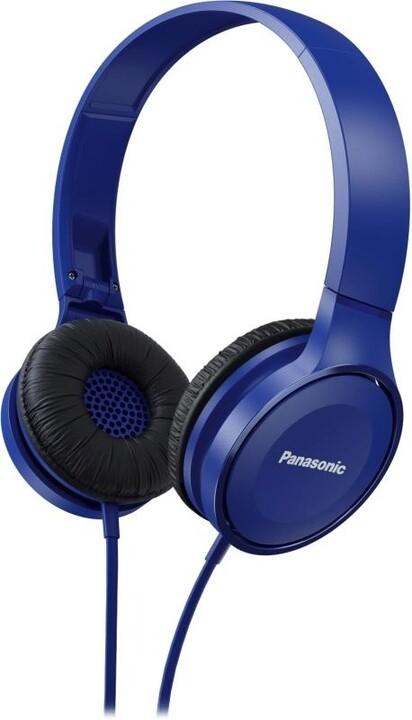 Panasonic RP-HF100E, modrá
