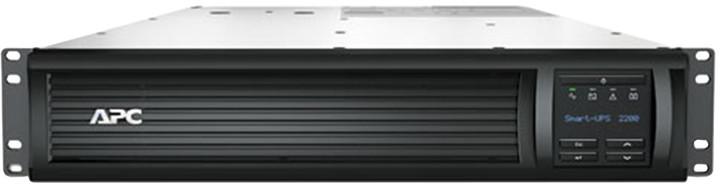 APC Smart-UPS 2200VA LCD RM + (AP9631) síťová karta