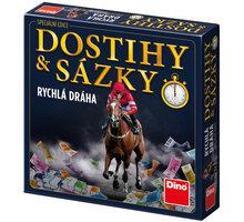 Desková hra Dino Dostihy a sázky: Rychlá dráha - DI631519