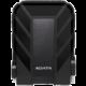 ADATA HD710 Pro, USB3.1 - 2TB, černý
