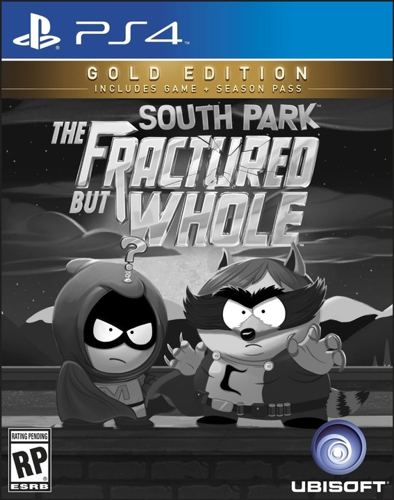 South Park: The Fractured But Whole - GOLD Edition (PS4)