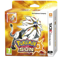 Pokémon Sun - Steelbook Edition (3DS)