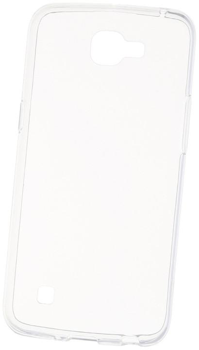 CELLY Gelskin pouzdro pro LG K4, bezbarvé