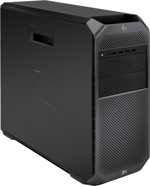 HP Z4 G4 WKS, černá
