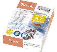 Peach laminovací fólie A7, 125mic, 100ks - PP525-05