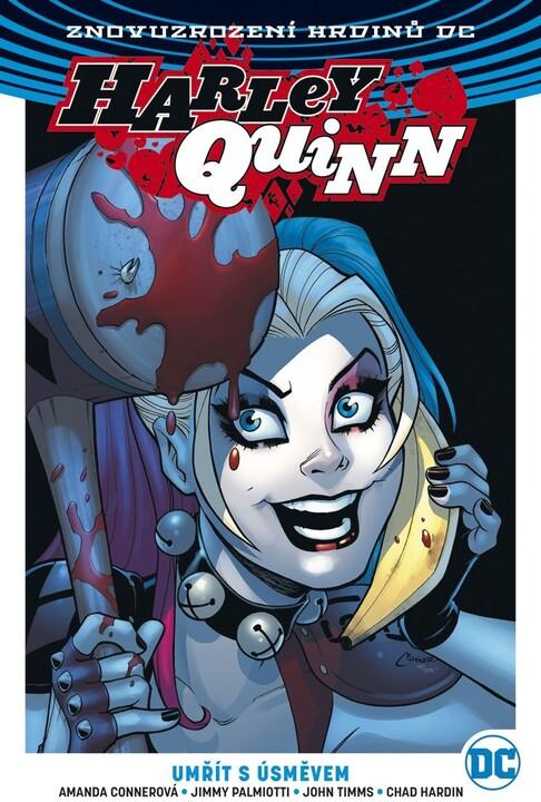 Komiks Harley Quinn 1: Umřít s úsměvem