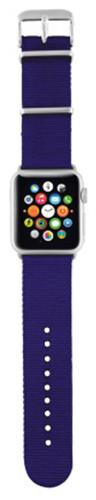 Trust náramek pro Apple Watch 42mm, modrá