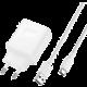 Huawei nabíječka Wall Charger Quick Charge CP84, 40W, bílá