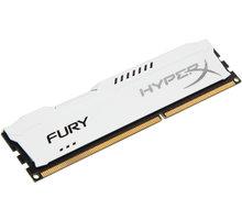 HyperX Fury White 4GB DDR3 1600