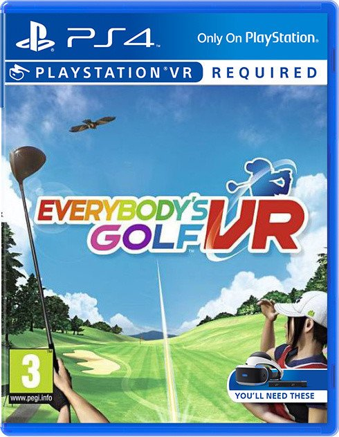 Everybody's Golf (PS4 VR)