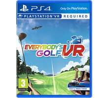 Everybody's Golf (PS4 VR) - 711719920601