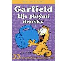 Komiks Garfield žije plnými doušky, 33.díl - 9788074490552