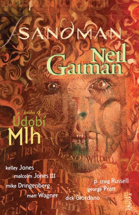 Komiks Sandman 04: Údobí mlh