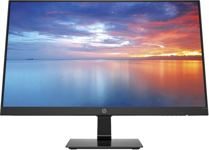 "HP 27m - LED monitor 27"""