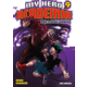 Komiks My Hero Academia - Moje hrdinská akademie, 9.díl, manga