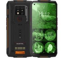 OUKITEL WP7, 8GB/128GB, Orange - WP7 Orange