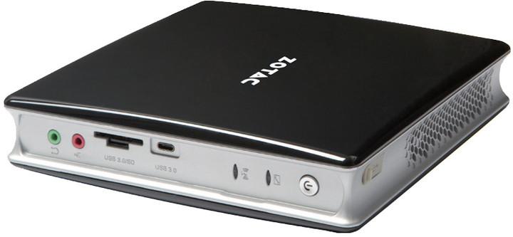 Zotac ZBOX BI322, černá