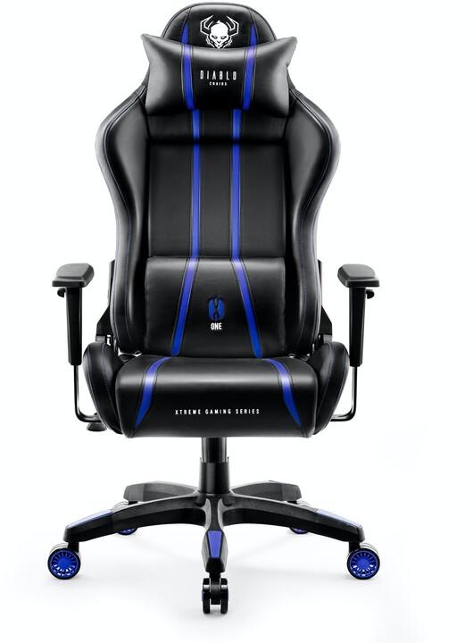 Diablo X-One 2.0, černá/modrá
