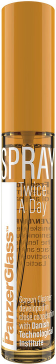PanzerGlass desinfekční antibakteriální sprej Spray Twice a day, 8ml