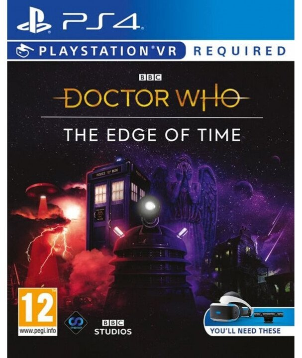 Doctor Who: The Edge of Time (PS4 VR)