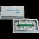 PremiumCord Propojovací box pro kabely Cat.5e, narážecí, stíněný